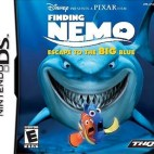 3DS: Finding Nemo: Escape To The Big Blue (käytetty)