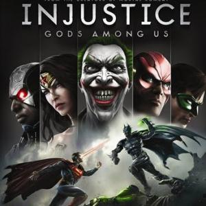 Wii U: Injustice: Gods Among Us