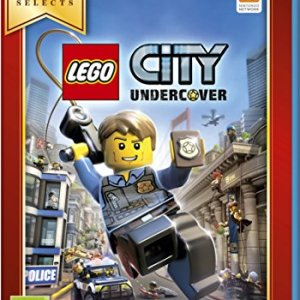 Wii U: Nintendo Selects:  LEGO City Undercover