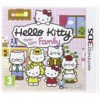 3DS: Hello Kitty Happy Happy Family (käytetty)