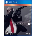 PS4: Hitman 2 Gold Edition