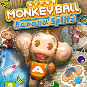 Vita: Super Monkey Ball Banana Splitz