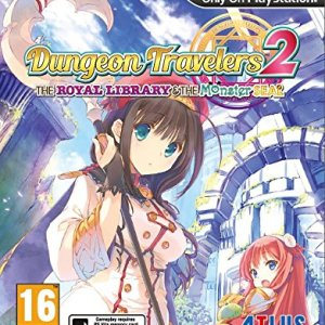 Vita: Dungeon Travelers 2: The Royal Library and the Monster Seal