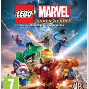 Vita: LEGO Marvel Superheroes