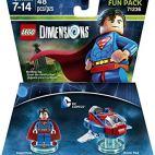 PS3: LEGO DIMENSIONS FUN PACK SUPERMAN
