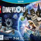 Wii U: Lego Dimensions Starter Pack