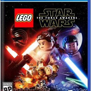 Vita: Lego Star Wars The Force Awakens