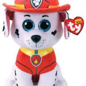 TY Beanie Boos MARSHALL - dalmatian dog large