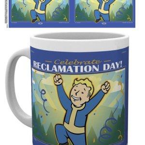 Fallout 76 - Reclamation Day muki