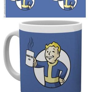 MUG Fallout 4 - Vault Boy muki