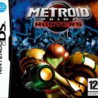 NDS: Metroid Prime Hunters (käytetty)