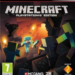 PS3: Minecraft PS3 Edition