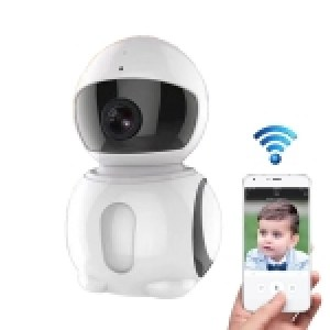 Anpwoo AP006 2.0MP 1080P 1/2.7 inch HD WiFi IP Camera, Support Motion Detection / Night Vision(White)