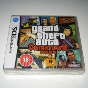 NDS: Grand Theft Auto: Chinatown Wars (käytetty)