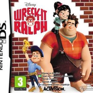 NDS: Disneys Wreck It Ralph (käytetty)