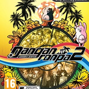 Vita: DanganRonpa 2: Goodbye Dispair