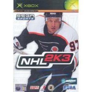 Xbox: NHL 2K3 (käytetty)