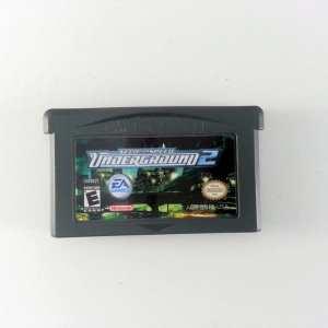GBA: Need for speed Underground 2 (GBA) Loose (käytetty)