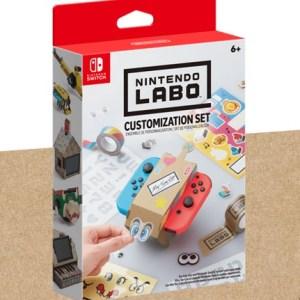 Switch: Nintendo Labo Customisation Set