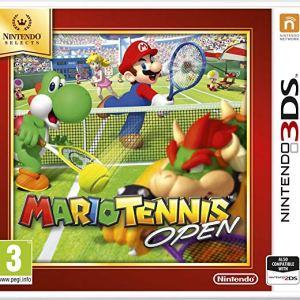 3DS: Nintendo Selects: Mario Tennis Open