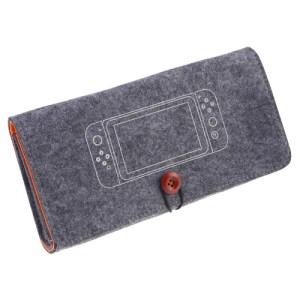 Switch: Nintendo Switch Suojakotelo (Kangas)