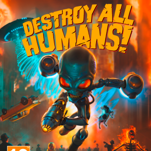 PC: Destroy All Humans!
