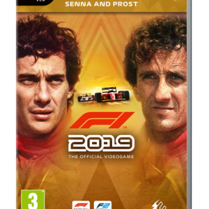 PC: F1 2019 Legends Edition
