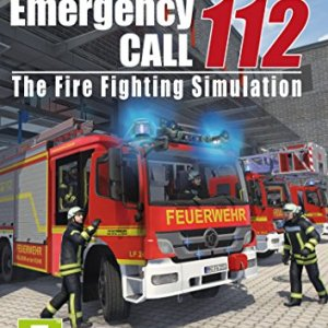 PC: Emergency Call 112- The Fire Fighting Simulation