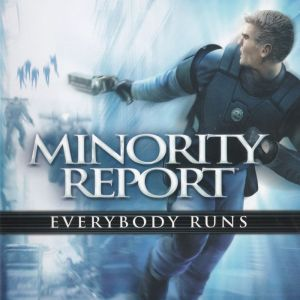 PS2: Minority Report: Everybody Runs (käytetty)