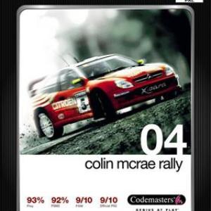 PS2: Colin McRae Rally 04 (käytetty)