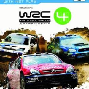 PS2: WRC 4 FIA World Rally (käytetty)