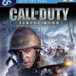 PS2: Call of Duty Finest Hour (käytetty)