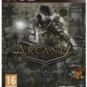 PS3: Arcania: The Complete Tale