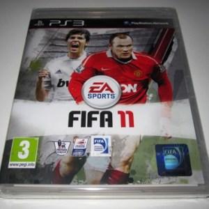 PS3: FIFA 11 (käytetty)