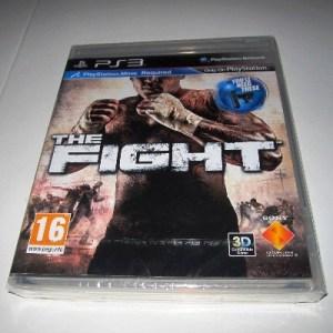 PS3: The Fight (käytetty)