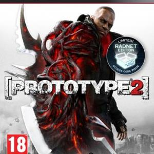 PS3: Prototype 2 (Limited Radnet Edition) (käytetty)