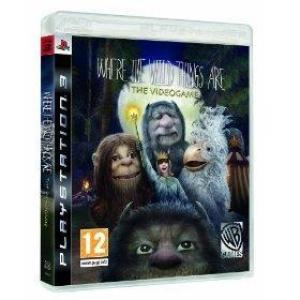 PS3: Where The Wild Things Are (käytetty)