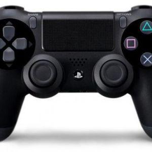 PS4: DualShock 4 V2 ohjain (käytetty)
