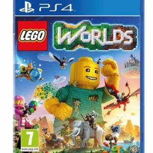 PS4: LEGO Worlds (käytetty)