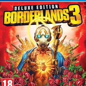 PS4: Borderlands 3 Deluxe Edition