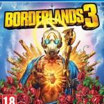 PS4: Borderlands 3 – Mask of Mayhem (käytetty)