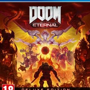 PS4: DOOM Eternal Deluxe Edition