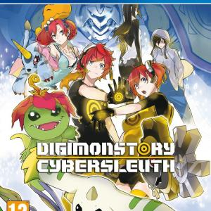PS4: Digimon Story: Cyber Sleuth