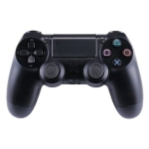 PS4: (Black)Doubleshock 4 Wireless Game Controller for Sony PS4(Black)