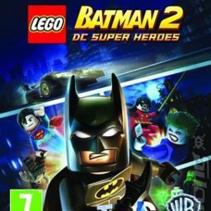 Vita: LEGO Batman 2: DC Superheroes
