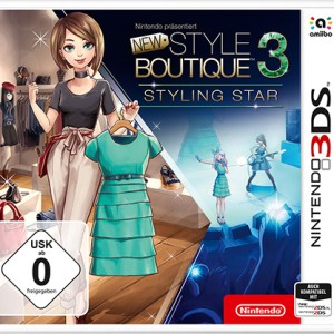 3DS: New Style Boutique 3 - Styling Star