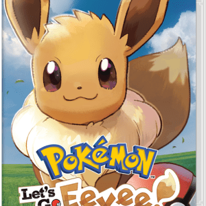Switch: Pokemon: Lets Go, Eevee!