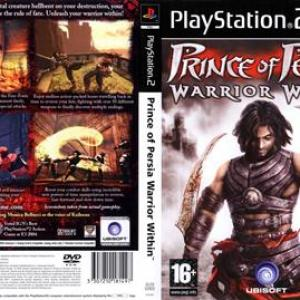 PS2: Prince of Persia: Warrior Within (käytetty)