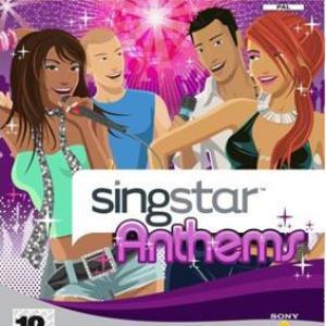 PS2: Singstar Anthems (käytetty)