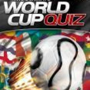 PS2: The Ultimate World Cup Quiz (käytetty)